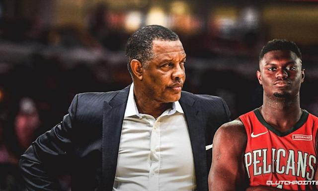 Alvin Gentry Hints At Starting Lineup With Zion Williamson Out For Opener vs. Raptors