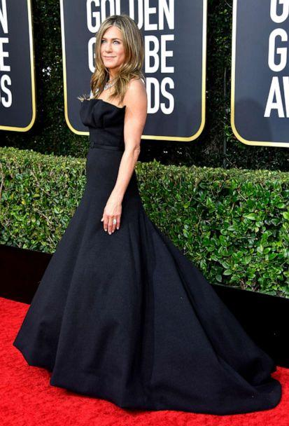 PHOTO: Jennifer Aniston attends the 77th Annual Golden Globe Awards at The Beverly Hilton Hotel on Jan. 05, 2020, in Beverly Hills, Calif. (Frazer Harrison/Getty Images)