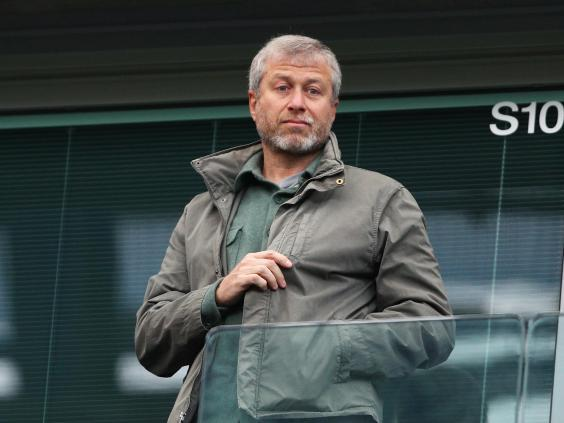 Roman Abramovich has urged Chelsea fans to back the club's 'Say No to Antisemitism' campaign (Getty)