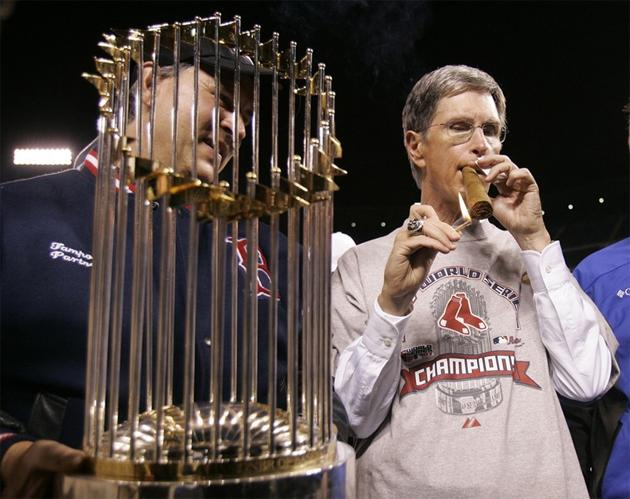John Henry clearly knows a thing or two about smoking (Forbes.com)