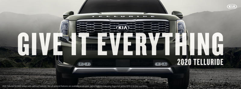"""Kia Motors America Reveals New Brand Personality, """"Give It Everything"""", Through 90-Second Super Bowl Ad"""