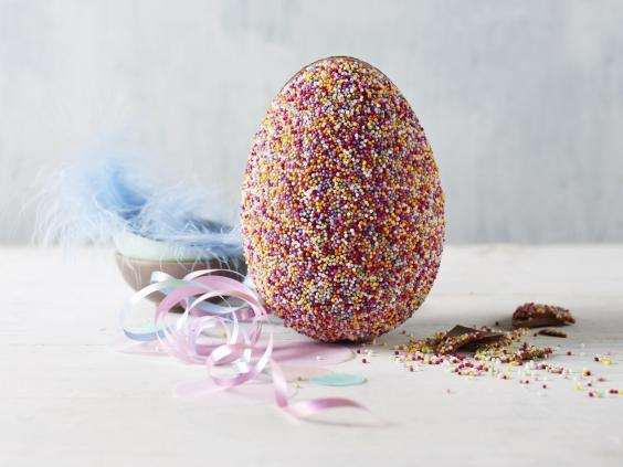 The Marks & Spencer 'Jazzie' Egg (Marks & Spencer)