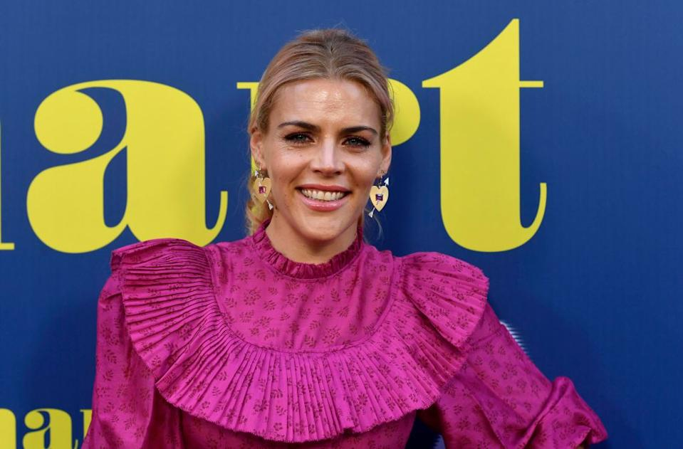 """Busy Philipps attends a screening of """"Booksmart"""" on May 13 in Los Angeles. (Photo: Frazer Harrison/Getty Images)"""