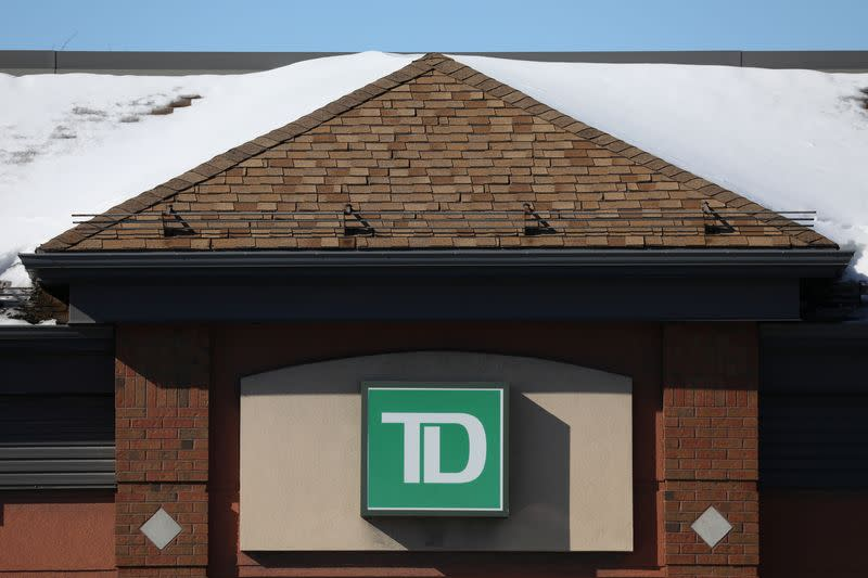 Canada's TD Bank profit jumps 24% on wholesale banking strength