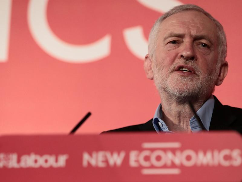 Jeremy Corbyn dismissed allegations over his links to Soviet states as 'ridiculous smears': Reuters
