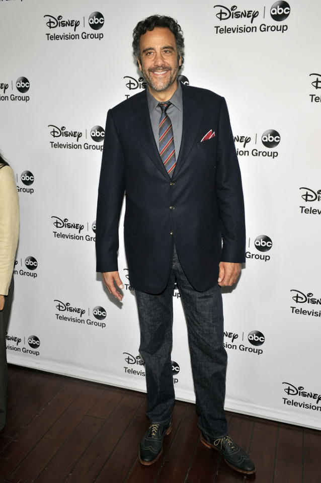 Brad Garrett attends the Disney ABC Television Group 2013 TCA Winter Press Tour at The Langham Huntington Hotel and Spa on January 10, 2013 in Pasadena, California.