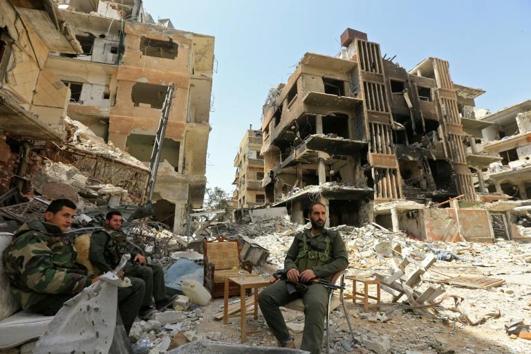 United Kingdom envoy: Russian Federation and Syria must let inspectors visit Douma