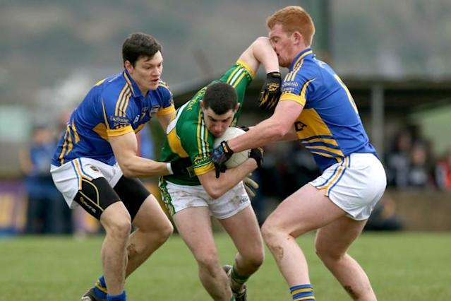 No McGrath Cup u-turn for Tipperary footballers
