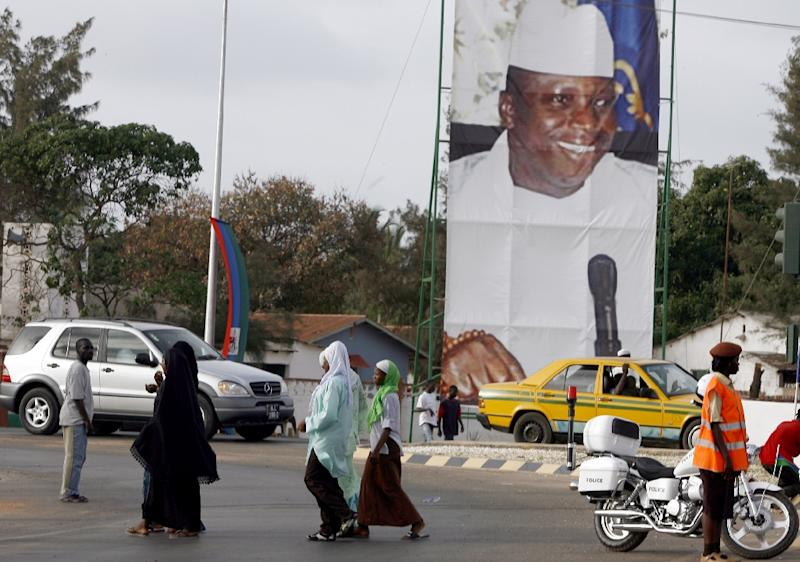 The US State Department called on President Yahya Jammeh to release all prisoners held unlawfully without charge