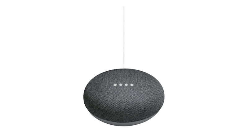Google Nest Mini - Carvão