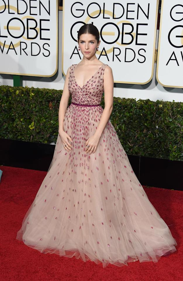 Golden Globes: the most stunning red carpet looks