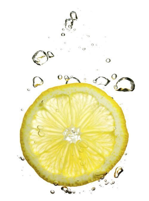 making lemon water don t forget this step