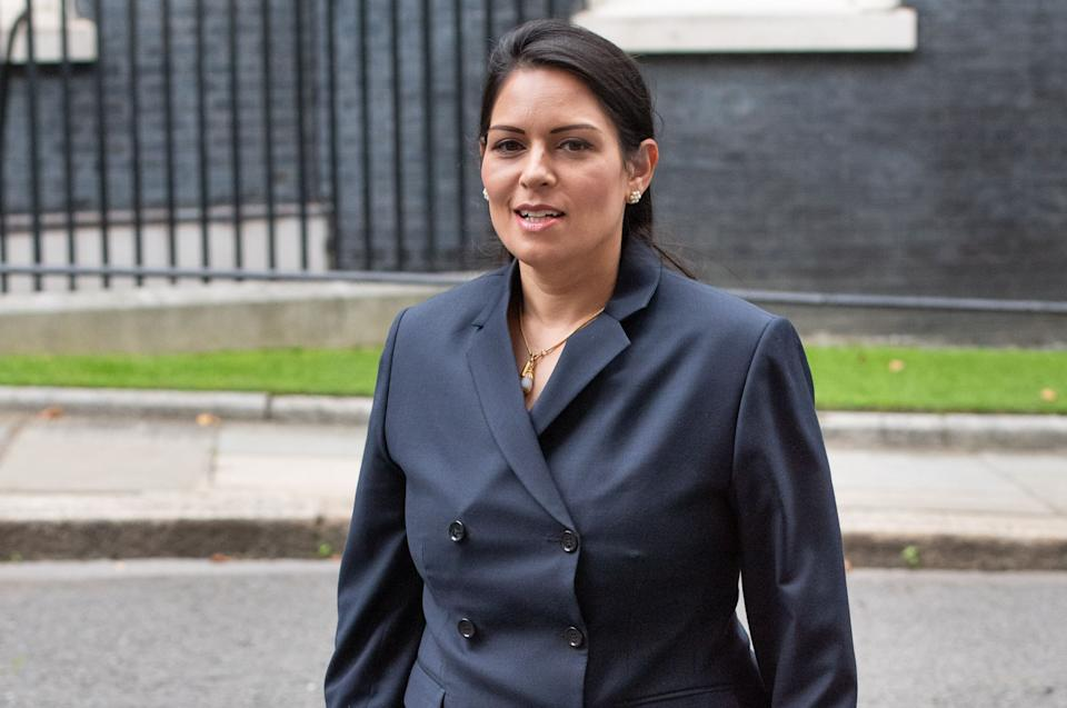 <strong>Home secretary Priti Patel faces calls to support sexually exploited women facing abuse during lockdown</strong> (Photo: Empics Entertainment)