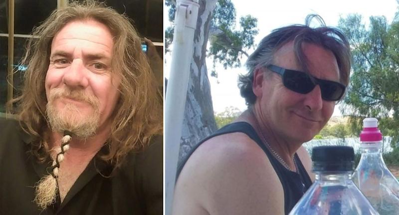 Just hours after a search was called off, two fishermen made contact with authorities confirming they were both okay, almost a week after they went missing. Source: SA Police