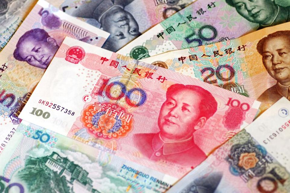 Chinese currency | Getty