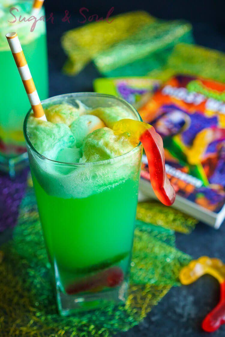 "<p>Serve up this sherbet-based punch with a Halloween twist and your goblins will be lining up for seconds.</p><p><strong>Get the recipe at <a href=""https://www.sugarandsoul.co/goosebumps-punch-recipe/"" rel=""nofollow noopener"" target=""_blank"" data-ylk=""slk:Sugar and Soul"" class=""link rapid-noclick-resp"">Sugar and Soul</a>.</strong></p>"