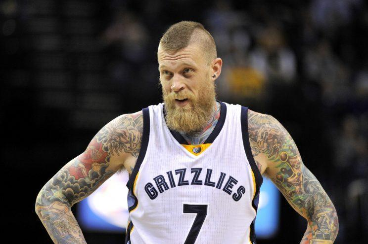 Chris Andersen will give the Cavs experience and depth. (AP)