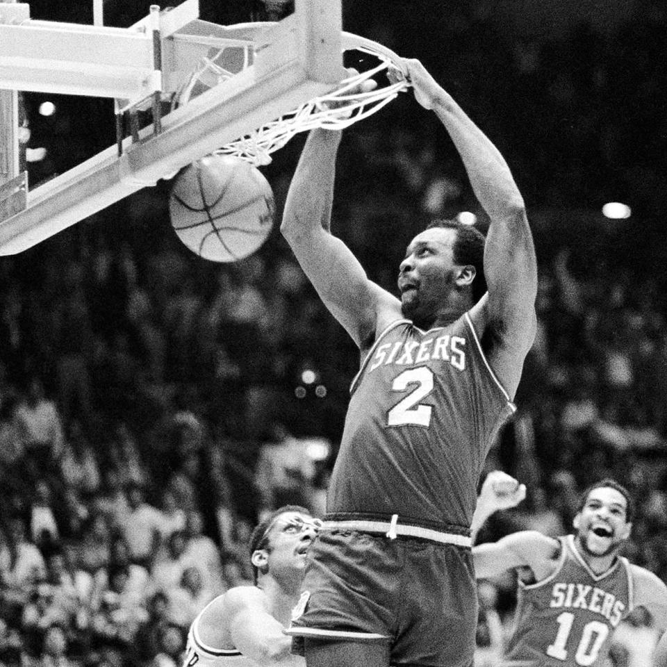 <p>Among the first athletes to make the jump from high school to the NBA, Moses Malone decided to skip his time with the Maryland Terrapins. </p>