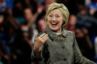 Clinton all but secures nomination, Trump boosts lead