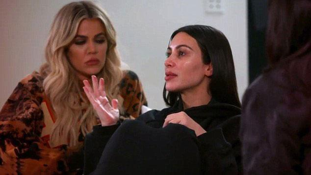 Kim recalls the moment she thought she was going to be shot. Source: E!