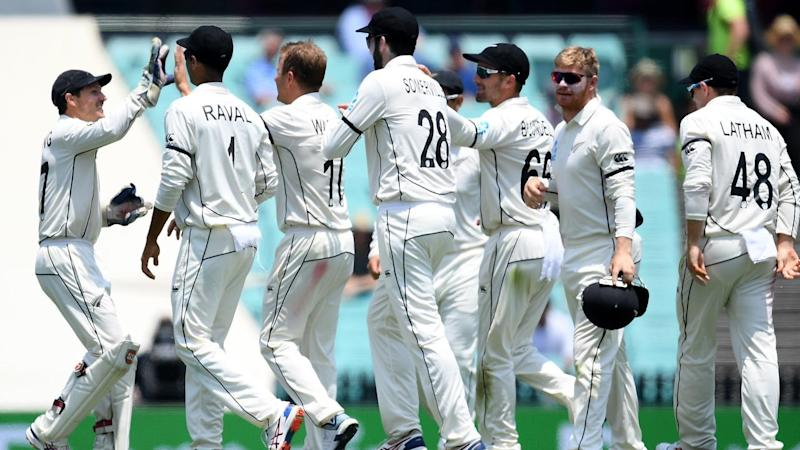 Highlights were few and far between for a depleted New Zealand Test side on day one at the SCG