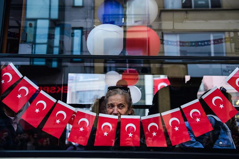 The EU has criticised Erdogan's referendum earlier this month which approved sweeping constitutional changes boosting Erdogan's powers