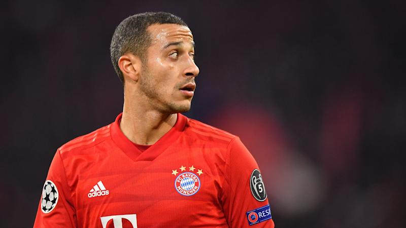 'Thiago wouldn't walk into Liverpool's starting XI' – Bayern midfielder would strengthen squad, says Nicol