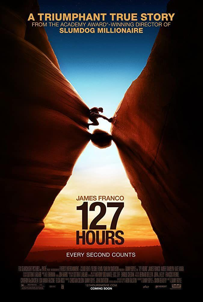 """<p>Hiking through Utah's Canyonlands National Park, Aron Ralston (James Franco) gets trapped under a boulder (ouch). He has to amputate his arm and escape, or die. Tbh, this is what nightmares are made of. If you're queasy, watch with a trustworthy friend who'll tell you when **that** scene is.</p><p><a class=""""link rapid-noclick-resp"""" href=""""https://www.amazon.com/127-Hours-James-Franco/dp/B004M4VSYW?tag=syn-yahoo-20&ascsubtag=%5Bartid%7C10063.g.36572054%5Bsrc%7Cyahoo-us"""" rel=""""nofollow noopener"""" target=""""_blank"""" data-ylk=""""slk:Watch Here"""">Watch Here</a></p>"""