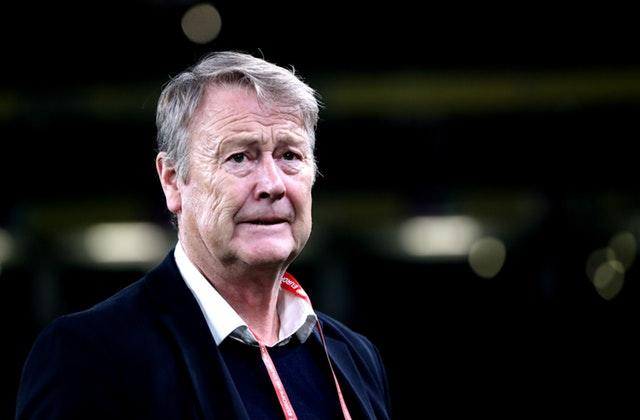 Age Hareide was disappointed with his side's performance (Niall Carson/PA)