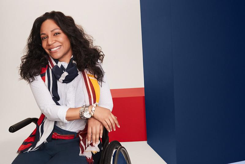 A look from Tommy HIlfiger's adaptive collection. (Tommy Hilfiger)