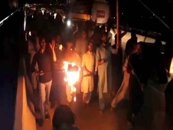 Protests erupt in PoK against construction of dams by China
