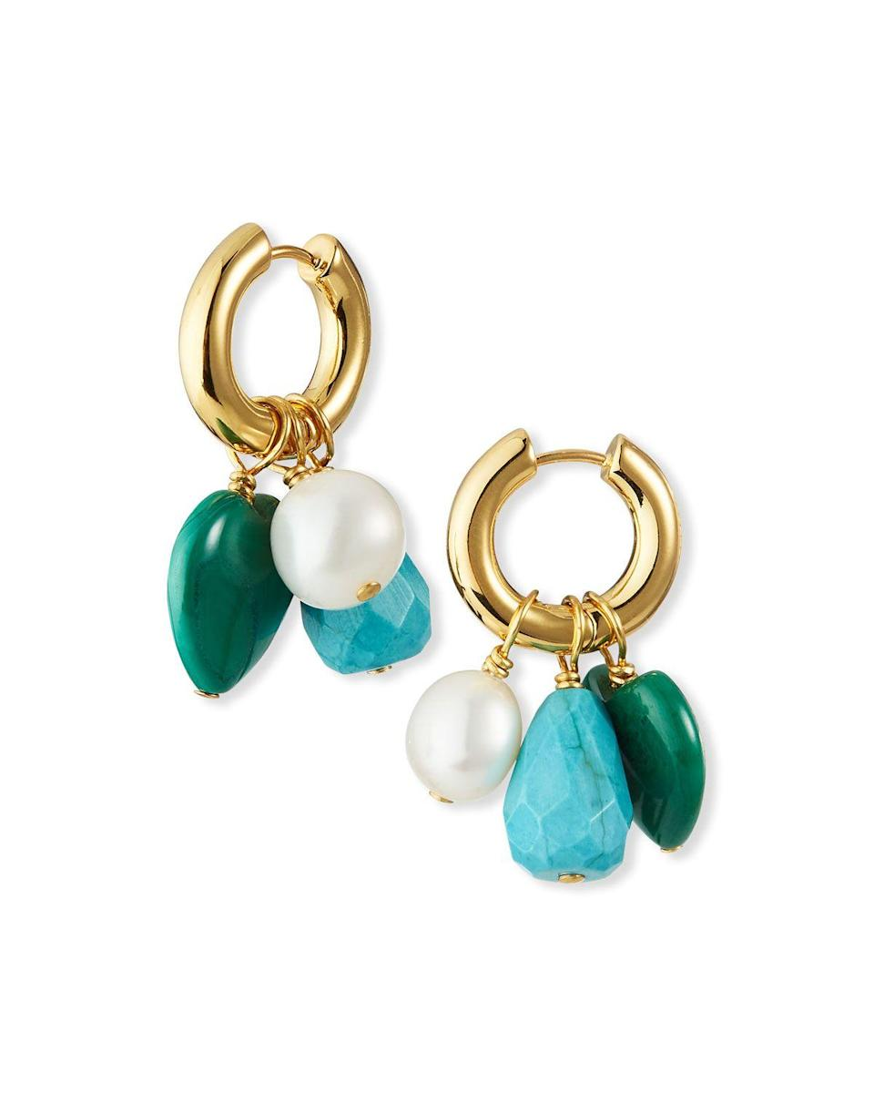 """<p><strong>NEST Jewelry</strong></p><p>https://www.neimanmarcus.com</p><p><strong>$125.00</strong></p><p><a href=""""https://go.redirectingat.com?id=74968X1596630&url=https%3A%2F%2Fwww.neimanmarcus.com%2Fp%2Fnest-jewelry-mini-huggie-hoop-charm-earrings-prod237260294&sref=https%3A%2F%2Fwww.cosmopolitan.com%2Fstyle-beauty%2Ffashion%2Fg35942347%2Fsummer-2021-jewelry-trends%2F"""" rel=""""nofollow noopener"""" target=""""_blank"""" data-ylk=""""slk:Shop Now"""" class=""""link rapid-noclick-resp"""">Shop Now</a></p><p>These fun charm hoops will complete any summer look. </p>"""