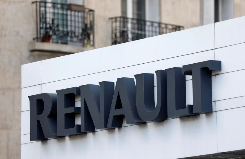 Renault sees June recovery in French car sales stretching into third quarter
