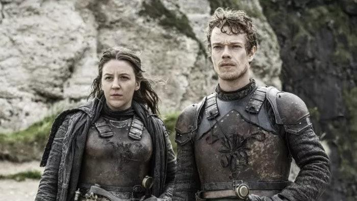 Image result for hbo Theon and Yara
