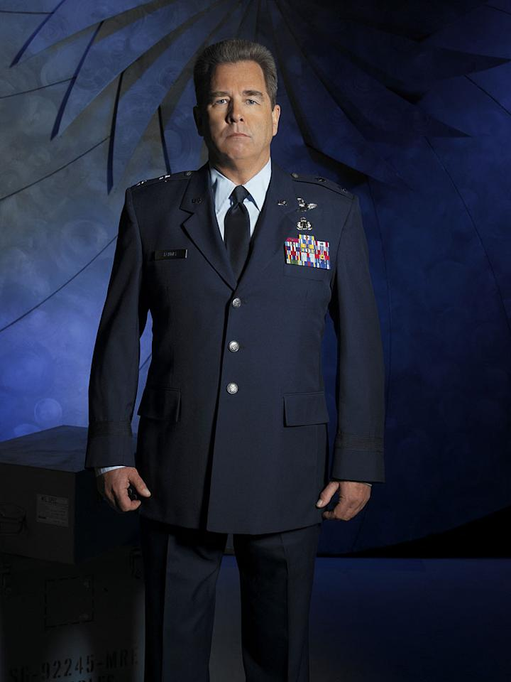Beau Bridges stars as Hank Landry in Stargate SG1.