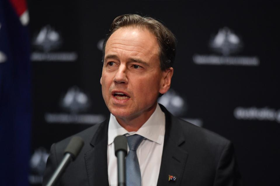 Federal Health Minister Greg Hunt has called for tough action if allegations surrounding hotel quarantine staff are true. Source: AAP