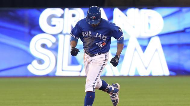 <p>Grand slams, walk-off hits highlight Blue Jays and Red Sox wins</p>