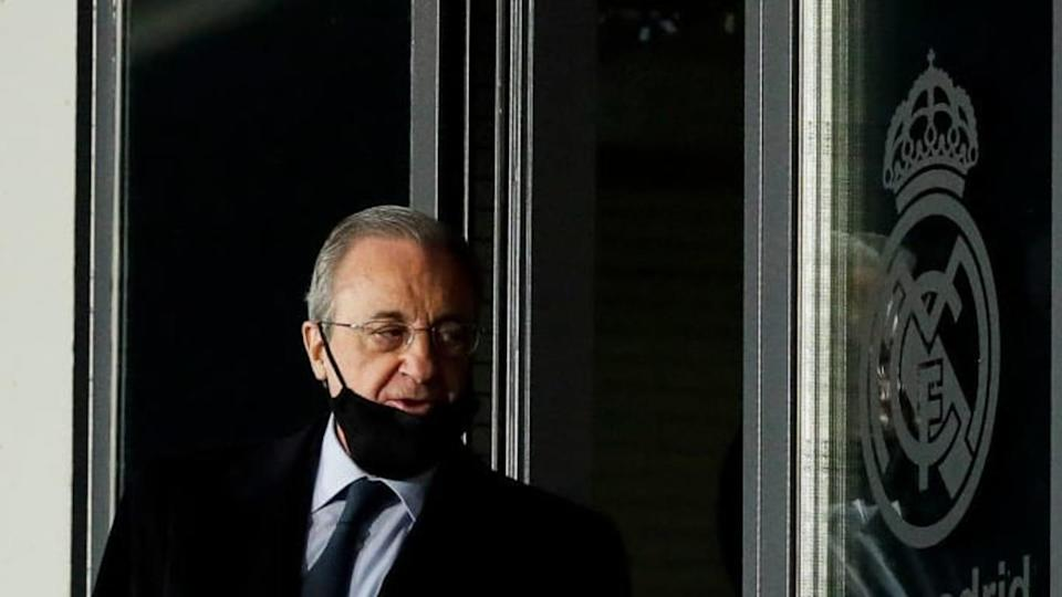 Florentino Perez, Real Madrid | Soccrates Images/Getty Images