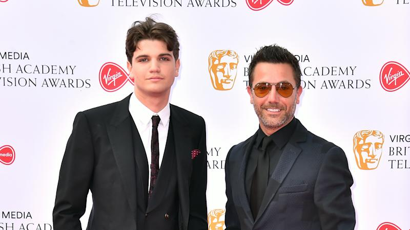 Gino D'Acampo reveals how he learned his son was dating Gordon Ramsay's daughter