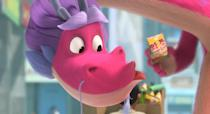 """<p>Based on an original story by Chris Appelhans, <strong>Wish Dragon</strong> sees a college student named Din team up with a wish-granting dragon named Long in order to find Din's childhood best friend. It features the voice talents of John Cho, Natasha Liu Bordizzo, Jimmy Wong, Constance Wu, Jimmy O. Yang, Bobby Lee, and Ronnie Chieng.</p> <p><strong>When it's available: </strong><a href=""""https://www.netflix.com/title/81153694"""" class=""""link rapid-noclick-resp"""" rel=""""nofollow noopener"""" target=""""_blank"""" data-ylk=""""slk:June 11"""">June 11</a></p>"""