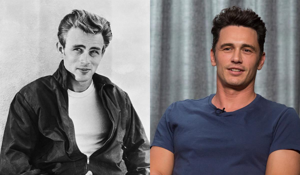 Los intérpretes no solo comparten nombre, sino que también guardan un enorme parecido. James Franco lo aprovechó para interpretar al icónico actor en 'James Dean' (2001), trabajo por el que ganó el Globo de Oro. (Foto: John Kobal Foundation / Hulton Archive / Vincent Sandoval / Getty Images)