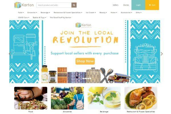 Online Grocery Delivery in the Philippines - Karton.ph