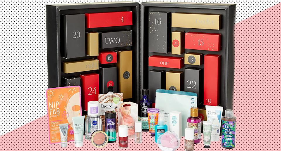 Everything you need to know about Amazon's beauty advent calendar. (Amazon)