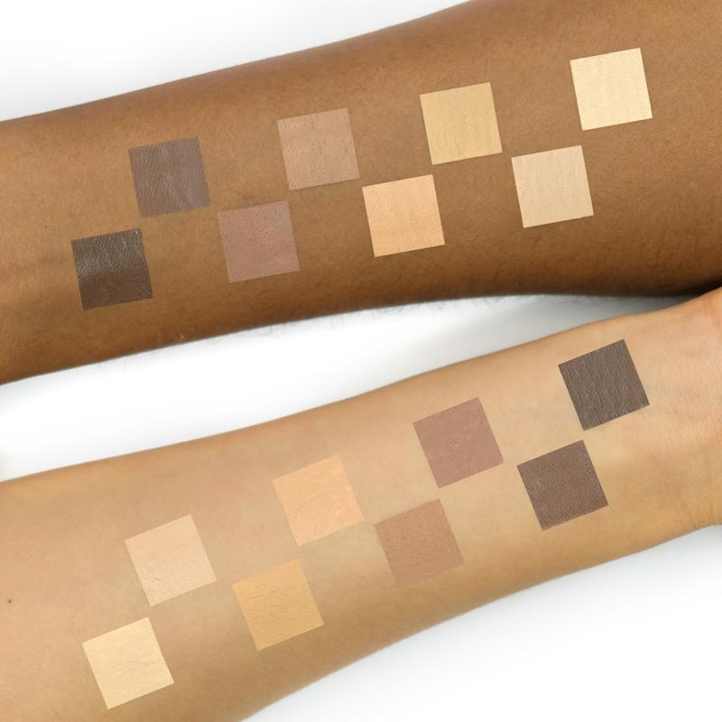 Beauty Bakerie created a survey to find out the exact concealer shades their customers are longing for. (Photo: Courtesy of Beauty Bakerie)
