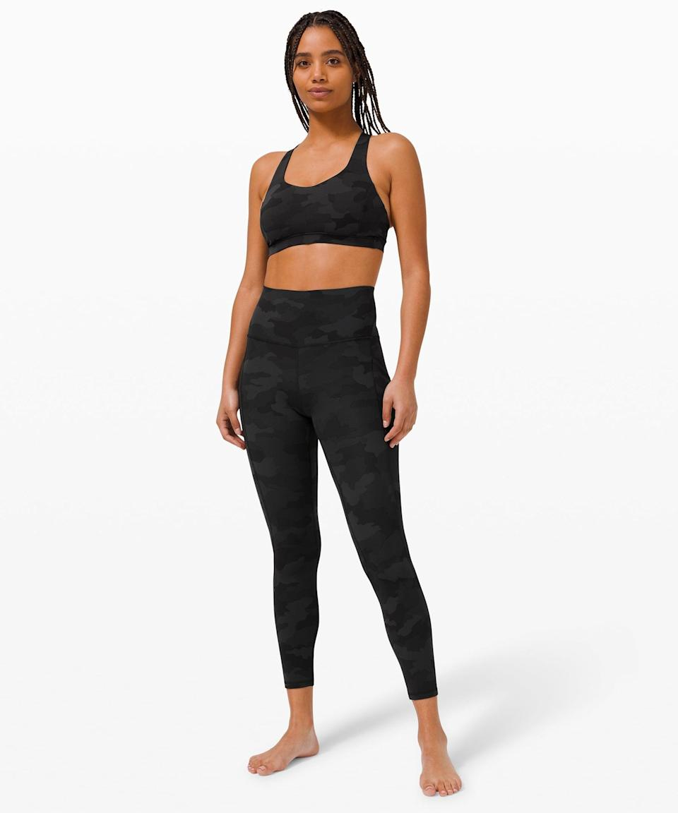 "<p>These <span>Lululemon Align High Rise Pant with Pockets 25""</span> ($128) are so comfortable.</p>"