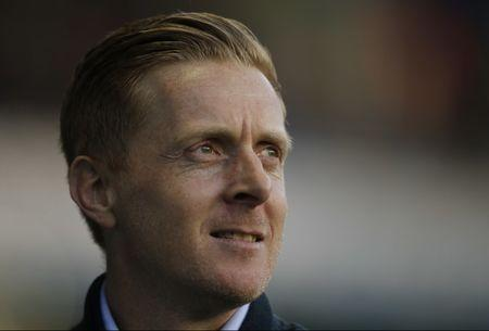Britain Soccer Football - Reading v Leeds United - Sky Bet Championship - The Madejski Stadium - 1/4/17 Leeds manager Garry Monk Mandatory Credit: Action Images / Andrew Couldridge Livepic