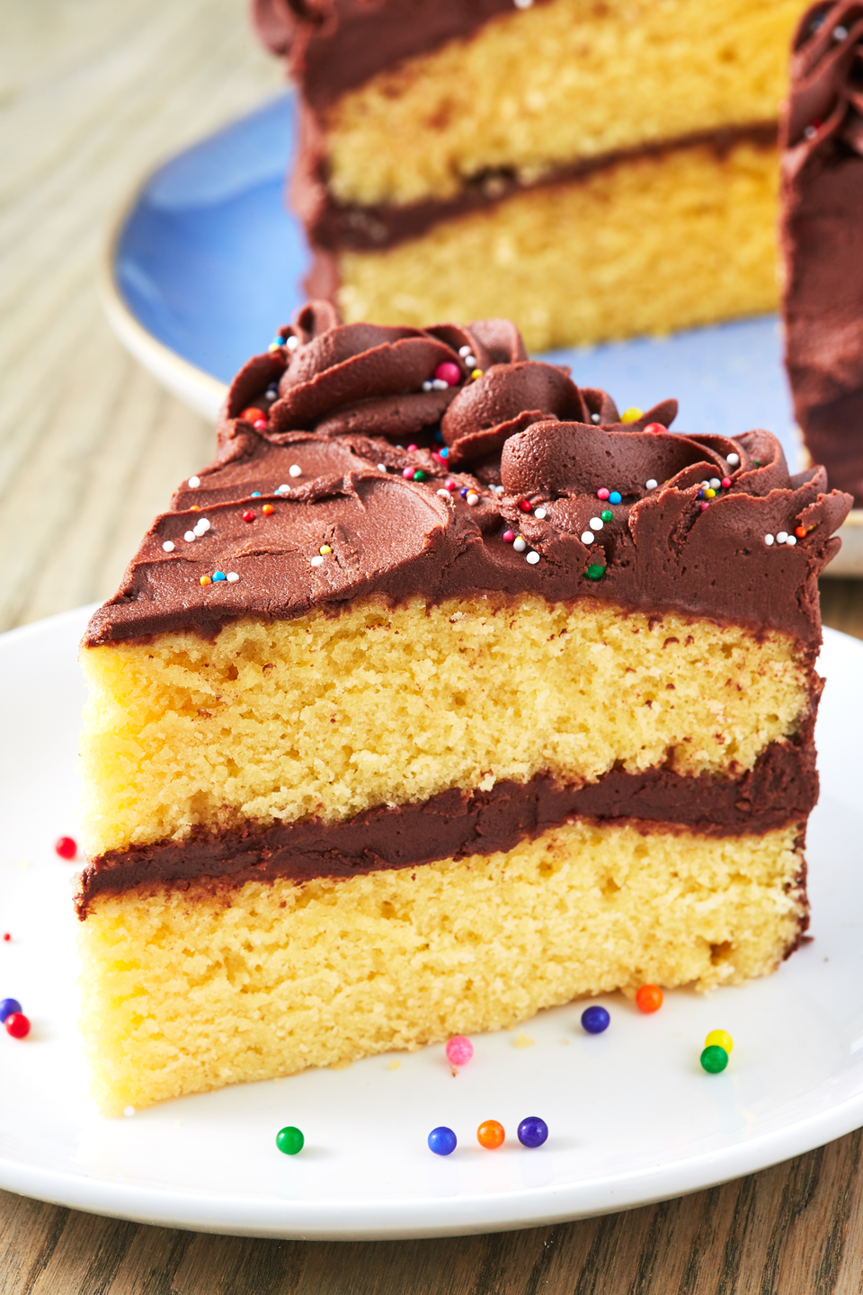 "<p>Not sure what to make? You can't go wrong with this.</p><p>Get the recipe from <a href=""https://www.delish.com/cooking/recipe-ideas/a27044802/yellow-cake-recipe/"" rel=""nofollow noopener"" target=""_blank"" data-ylk=""slk:Delish"" class=""link rapid-noclick-resp"">Delish</a>.</p>"