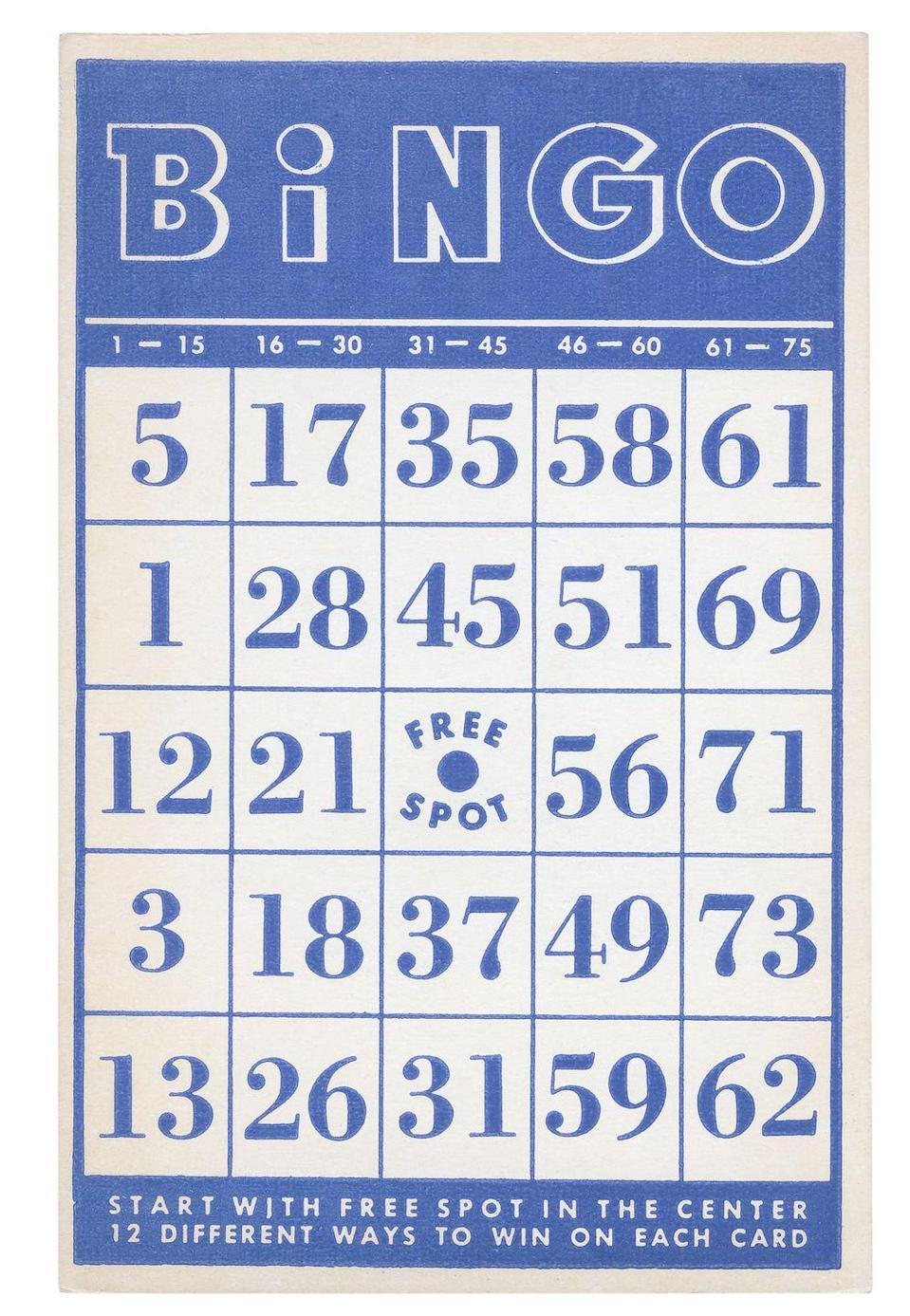 "<p>It doesn't get any easier than Bingo. You can use a website like <a href=""https://myfreebingocards.com/faq/paid-virtual-bingo-games"" rel=""nofollow noopener"" target=""_blank"" data-ylk=""slk:My Free Bingo Cards"" class=""link rapid-noclick-resp"">My Free Bingo Cards</a> to play a traditional game with a virtual caller, or you can play a custom Bingo game that revolves around a movie or TV show that your group plans to watch. Don't forget to make small fun prizes, like an IOU for a cocktail or a gift card for takeout.</p>"