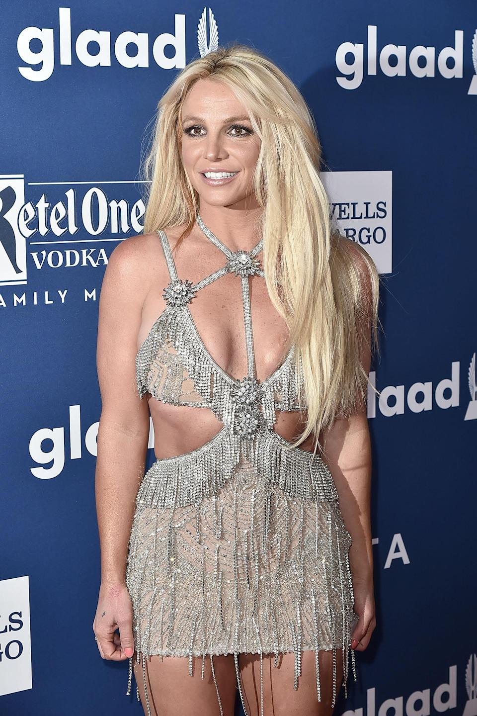 "<p>Back in 2014, singer Britney Spears revealed that she regularly has lip injections. ""A doctor I see, (Beverly Hills plastic surgeon) Dr.Kanodia, does fun stuff to me sometimes – I've had lip injections before,"" she told <a href=""https://www.instyle.com/news/see-britney-spears-cover-instyles-january-issue"" rel=""nofollow noopener"" target=""_blank"" data-ylk=""slk:InStyle"" class=""link rapid-noclick-resp""><em>InStyle</em></a>. <em>[Photo: Getty]</em> </p>"