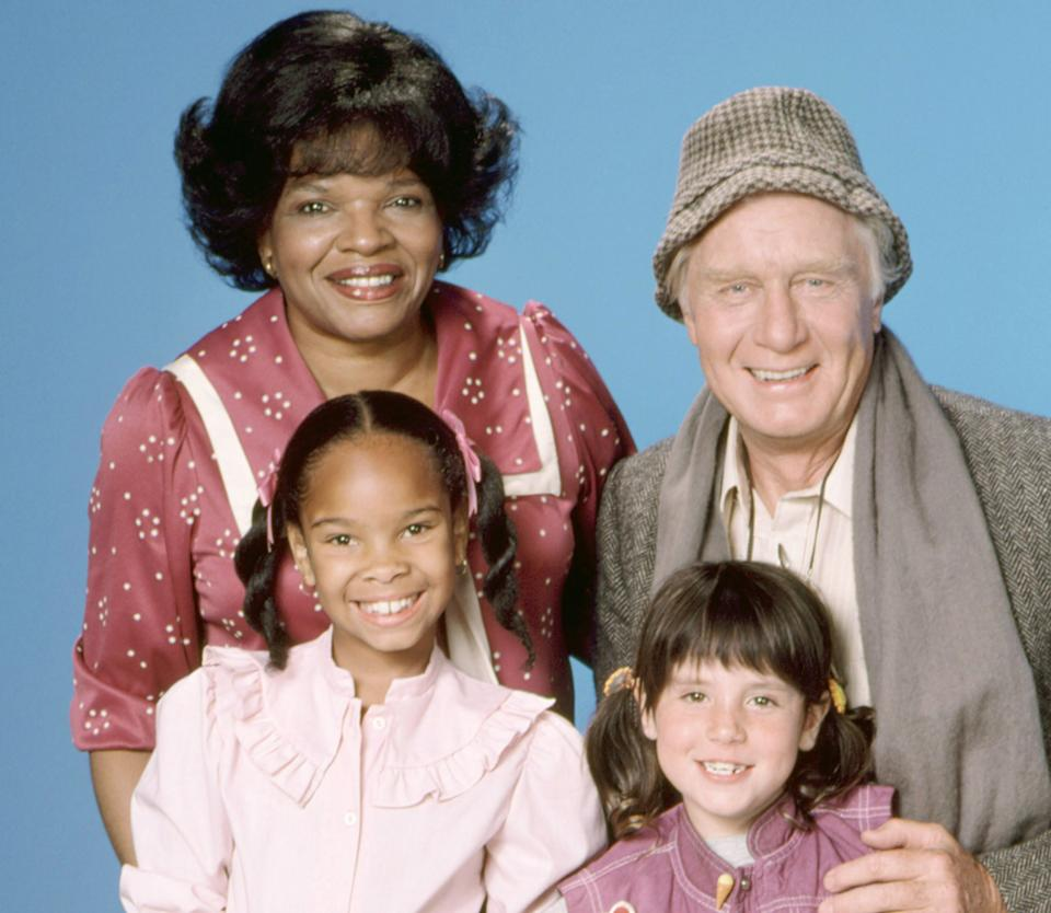 The cast of 'Punky Brewster' during its original television run (NBC / Courtesy: Everett Collection)